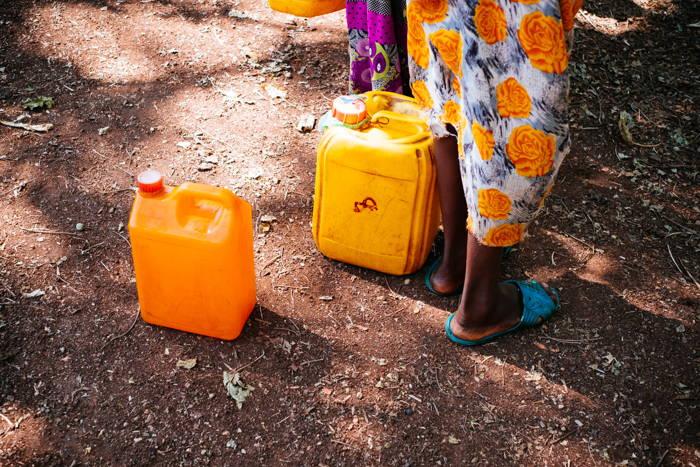 60% der äthiopischen Bevölkerung haben keinen Zugang zu sauberem Trinkwasser
