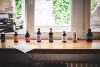 Bottled Cold Brew Test