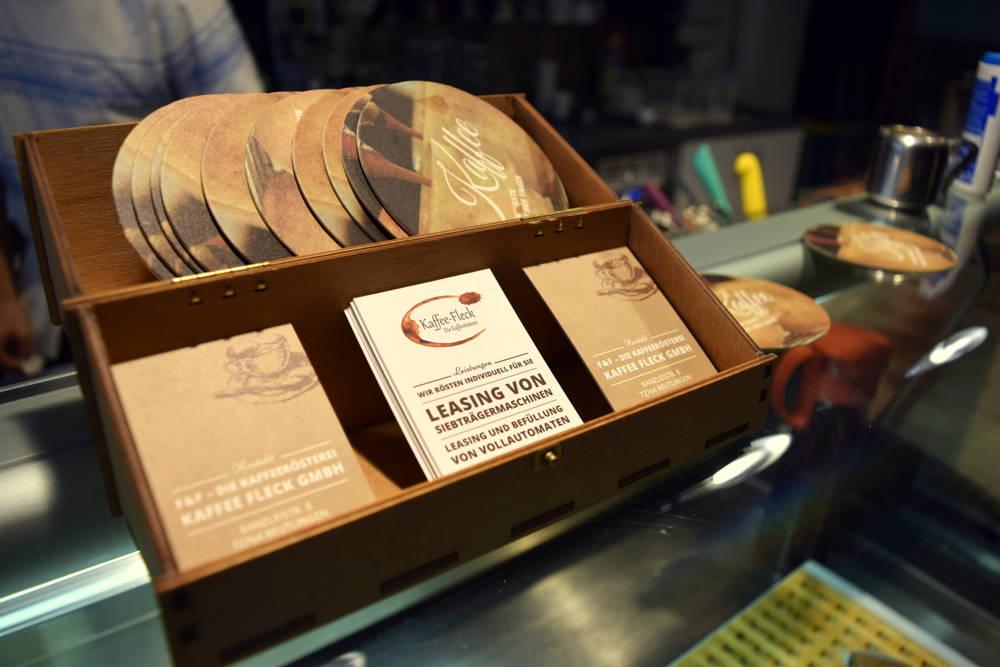 Der Kaffeefleck