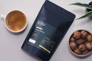 Tiga Terra Kaffee für Vollautomaten Aromen Walnuss und dunkle Schokolade