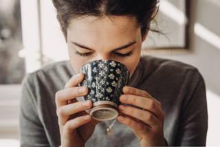 Der Geruch von gutem Kaffee
