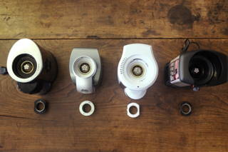 Kaffeemühlen mit Kegelmahlwerk