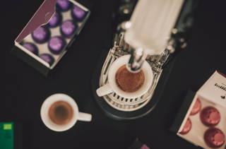 Kompatibel für die Nespressomaschine