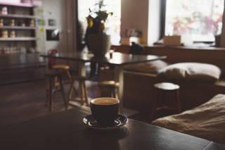 Im Daluma gibt es richtig guten Kaffee