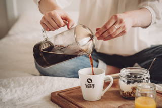 Coffee Circle Kaffee, French Press