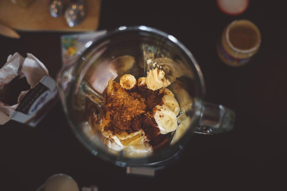 Rezeptidee Kaffee-Smoothie – Schmeckt das?