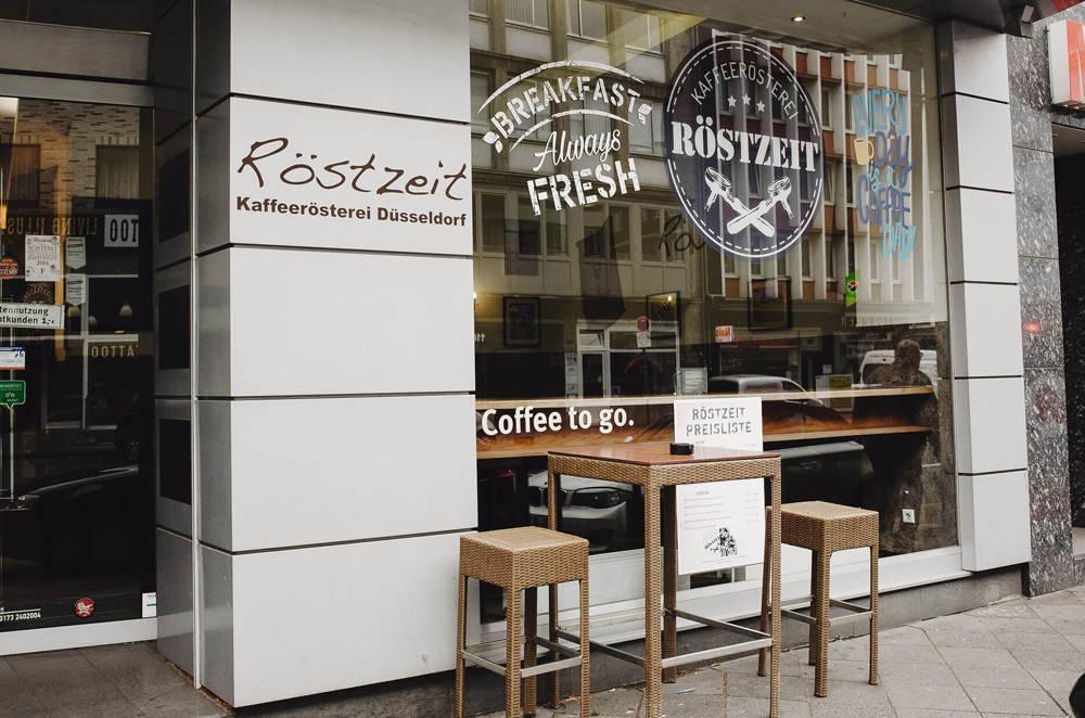 Das Röstzeit Café