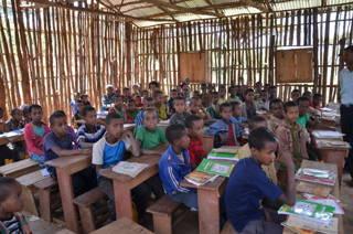 Äthiopien Schule