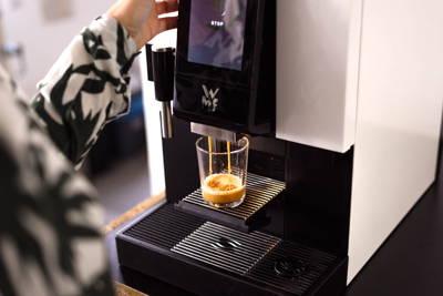 Kaffeelösungen für Büros