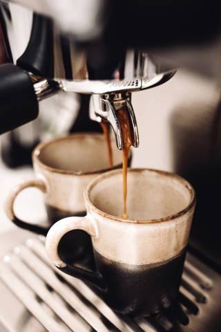 Espresso Shot Rancilio Silvia
