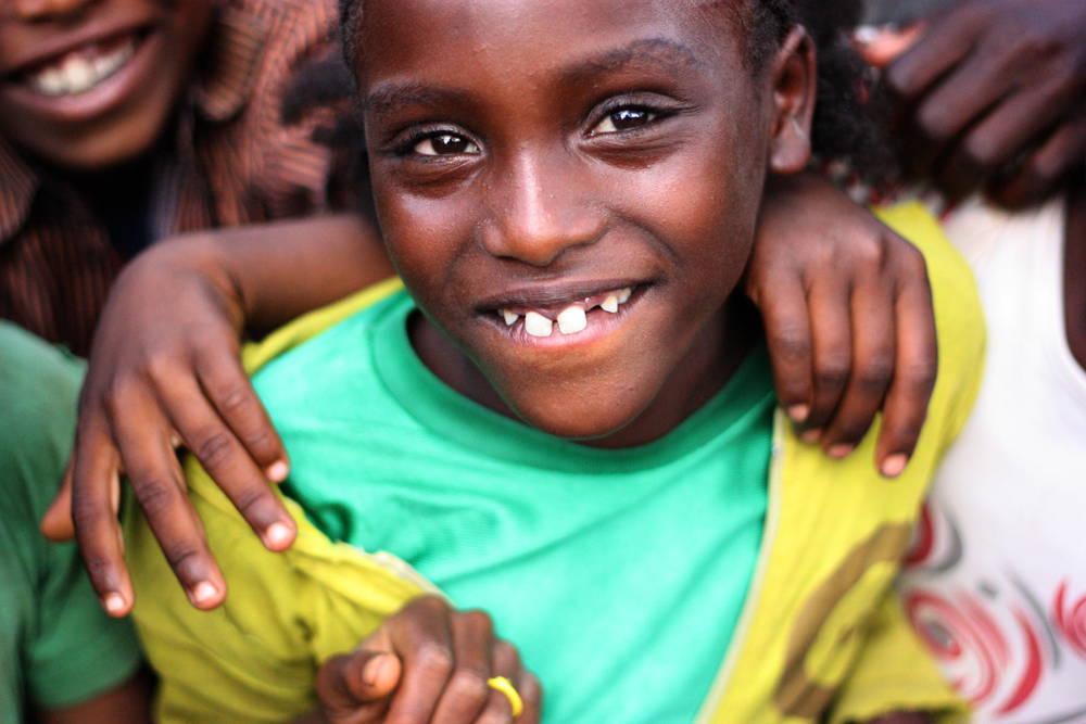 Die Kinder aus der Region Limu