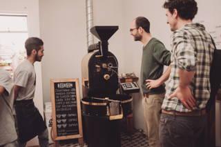 Wer in Bogotá ist, sollte definitiv im Bourbon Coffee Roasters vorbeischauen