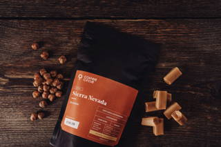 Sierra Nevada Kaffee Aromen Haselnuss und Karamell