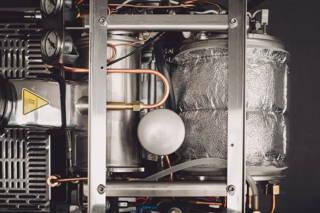 Espressomaschine Kessel