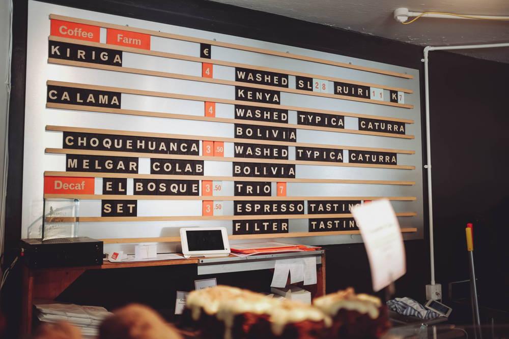 Coffeeguide Dublin