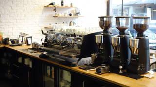 Bei den Kaffeeexperten