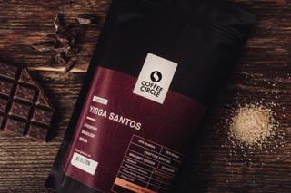 Geschmackskomponenten vom Yirga Santos