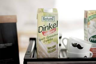 Dinkelmilch