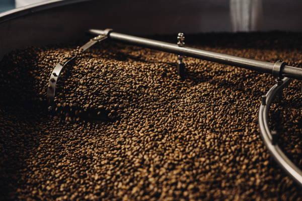 Schonende Kaffeeröstung