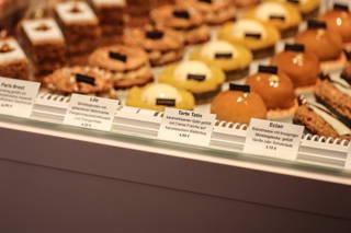 Große Auswahl an Kuchen