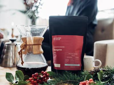 Weihnachtsgeschenke für Kaffeefans