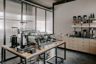 Trainingscenter des Coffee Circle Cafe