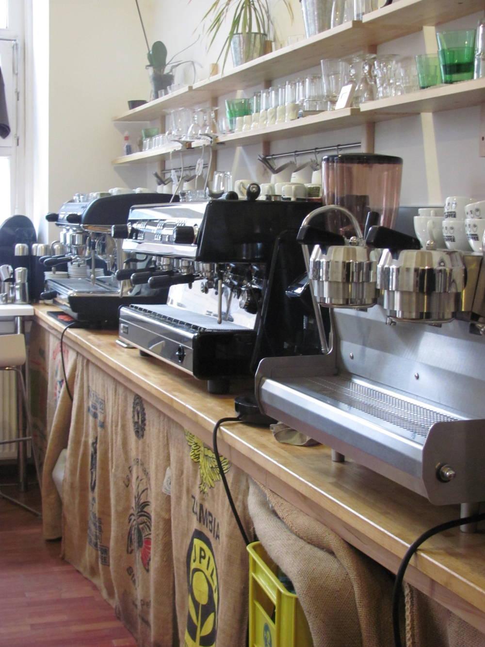 Vienna School of Coffee