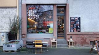 Raum für Kaffee Kultur