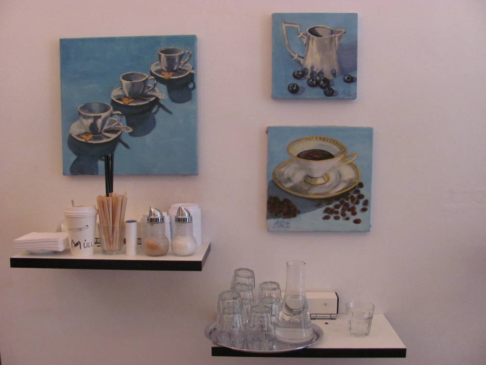 Kaffeemodul Wien