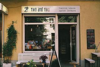 Two and Two von außen