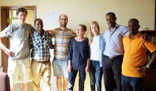 Unser Projektpartner die Welthungerhilfe