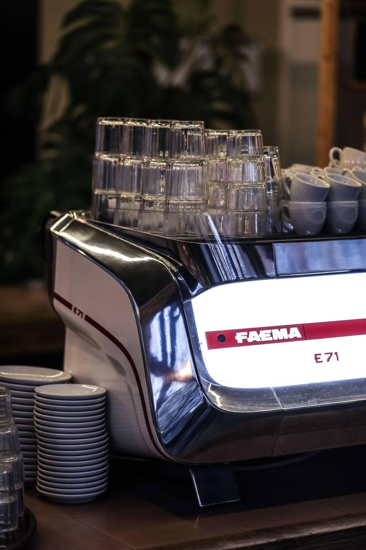 Faema Espressomaschine