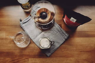 Coffee Tonic mit Rungeto
