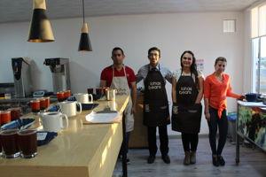 Neues Quality Lab für COOCAFE