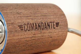 Auf die Comandante kann man immer zählen