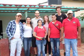 Unsere Reise nach Kolumbien