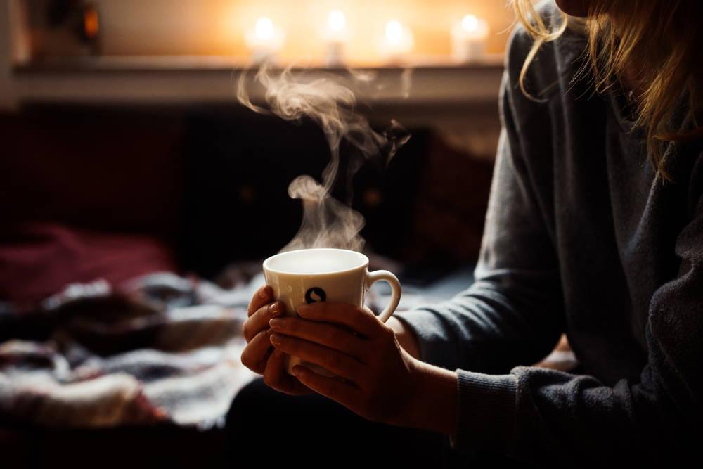 Kaffeedampf