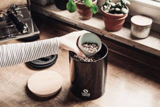 Kaffeedose, Coffee Canister