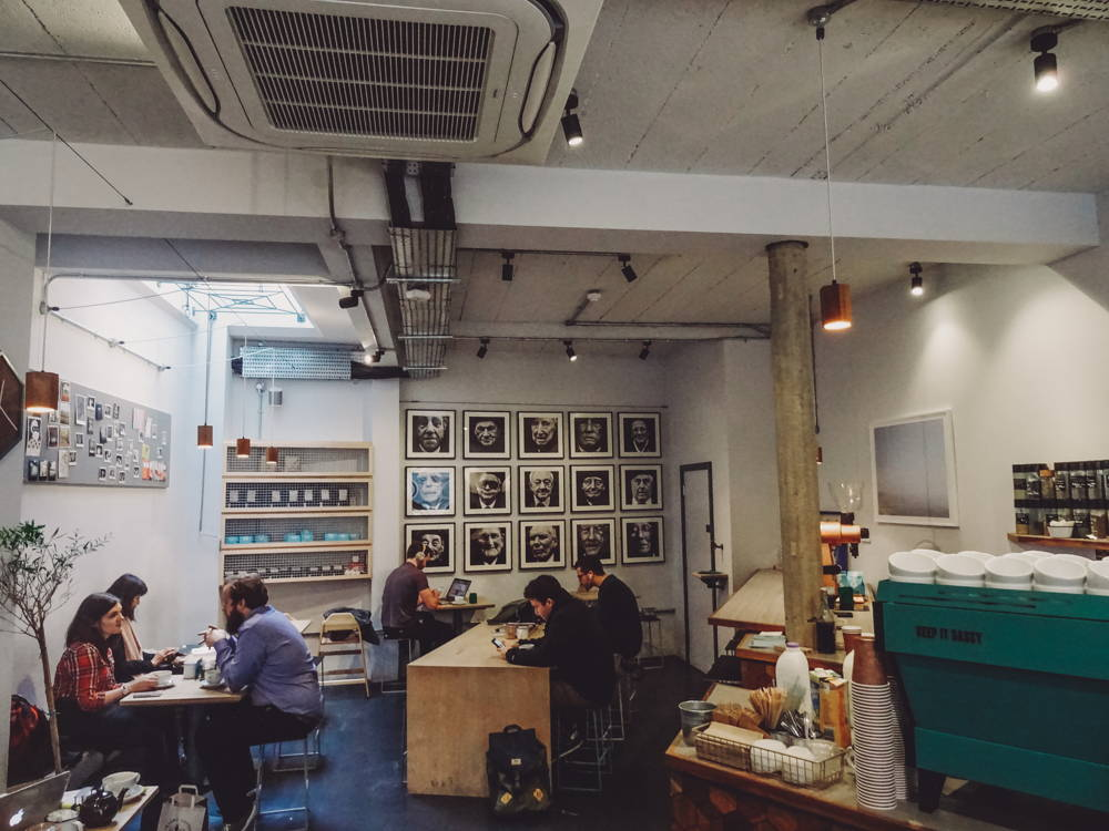 Das Society Café