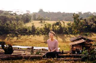 Katrin im Portrait