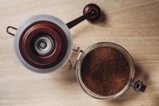 Kaffeemehl