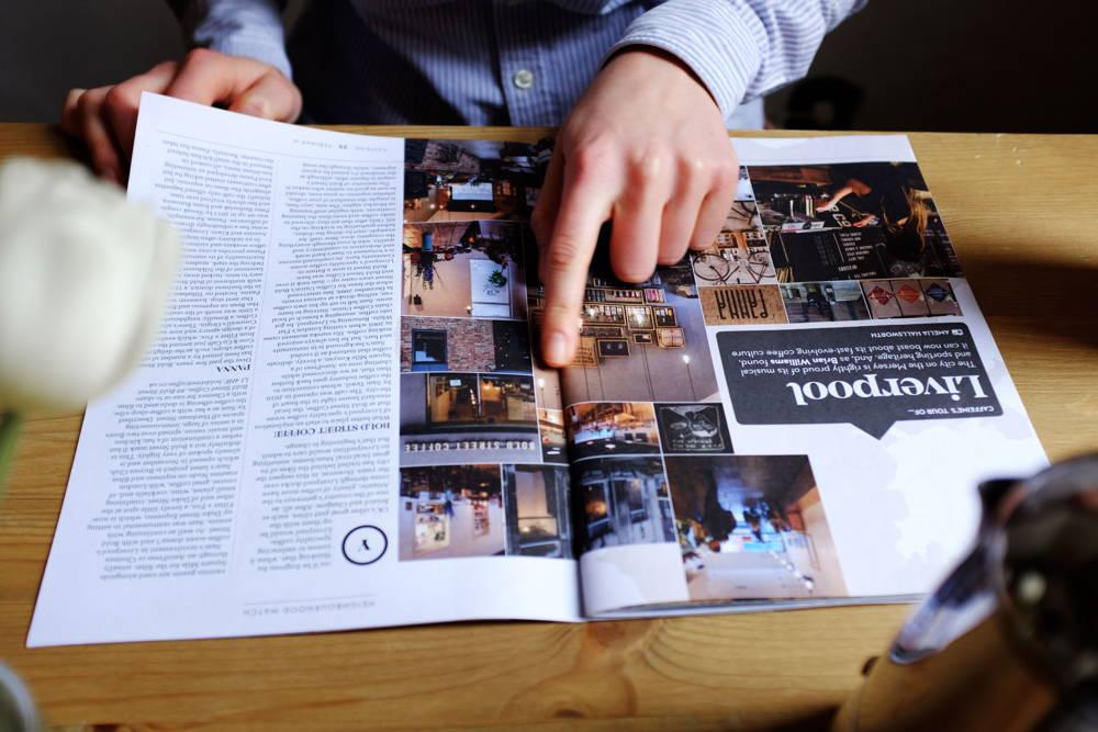 Coffee Circle testet verschiedene Kaffeemagazine